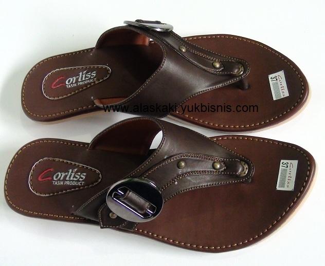 Koleksi Sandal Corlis Cewek | Grosir Sandal Tasikmalaya