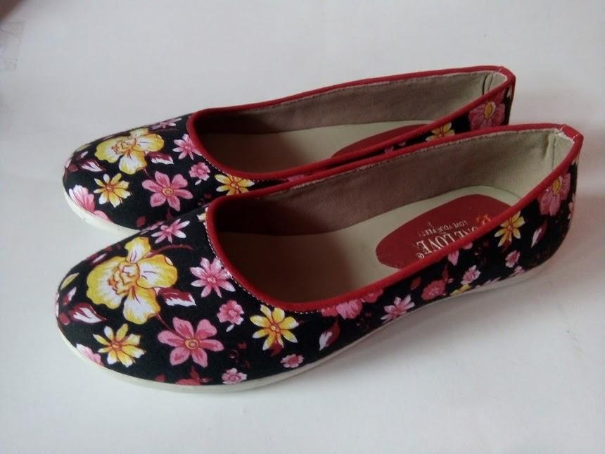 Sepatu Balet One Love Katun, sandal tasikmalaya | Grosir ...